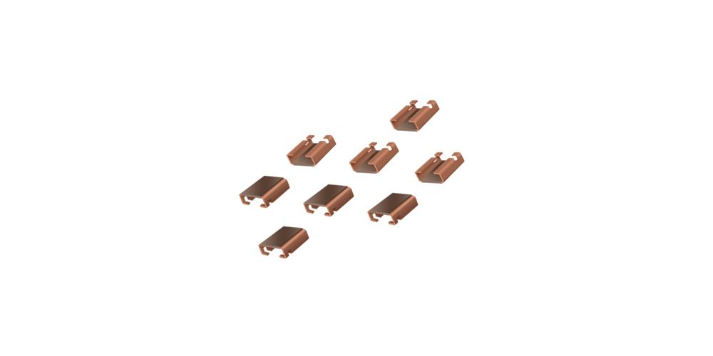 大功率小尺寸分流器MMS1216